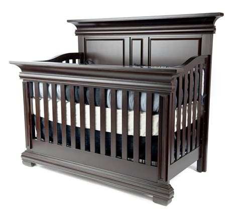 Convertable Baby Crib 3 1 Convertible Crib Plans Diy Crafts Cribs Convertible Crib And Cherry Finish