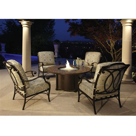 ow pits ow palisades pit set with lounge chairs ow palisades set5