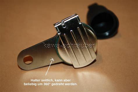 Motorrad Navi Sinnvoll by Bordsteckdose Baas Za23c 12 Volt Zigarettenanz 252 Nder Einbau