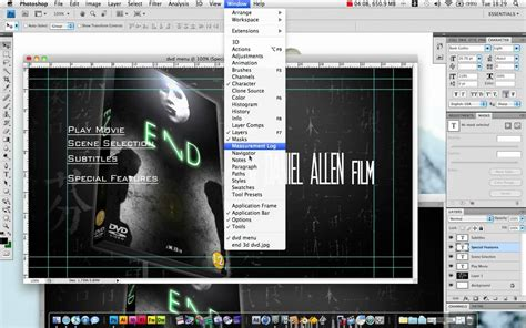 dvd menu templates after effects create a dvd menu in photoshop and adobe after effects