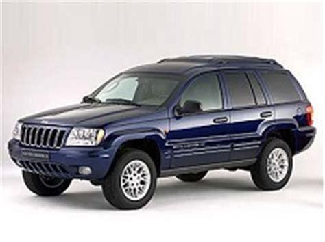 1999 Jeep Grand Tire Size Jeep Grand Especificaciones De Tama 241 Os De Rueda