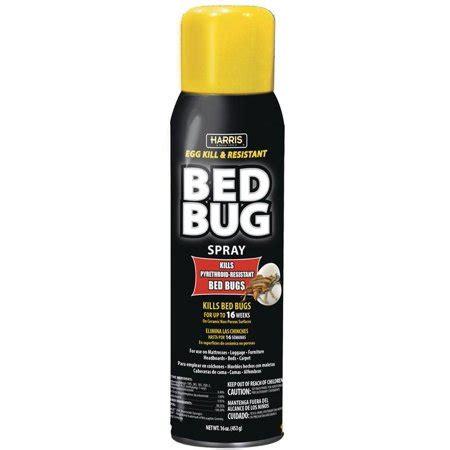 harris toughest bed bug killer oz aerosol spray walmartcom