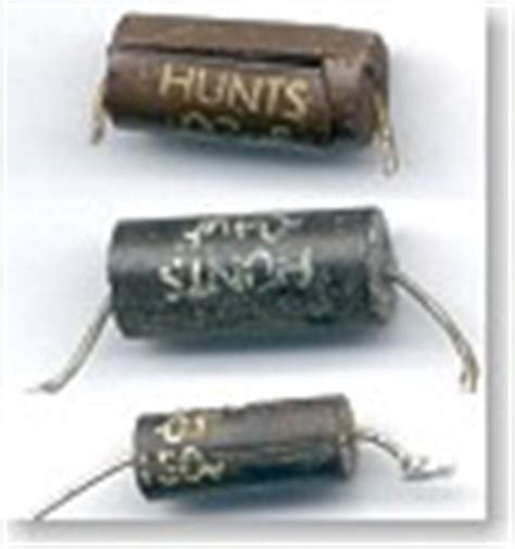 bad capacitor manufacturers hunts wasn t the only bad capacitor manufacturer uk vintage radio repair and restoration