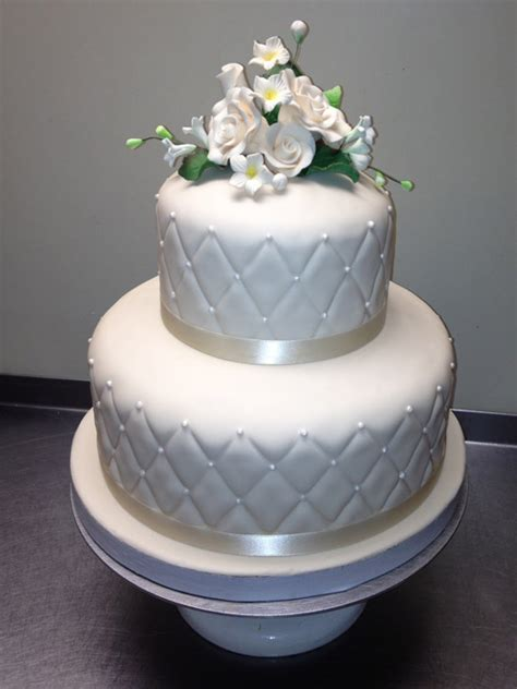 Fondant Wedding Cakes by Fondant Wedding Cakes Wonderful Wedding Cakes