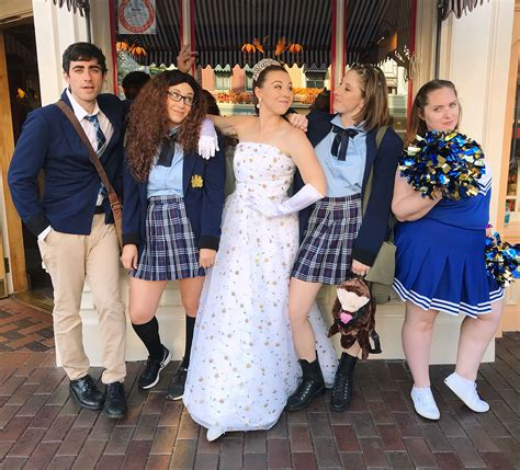 shut  shut   princess diaries group halloween
