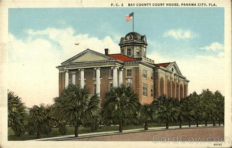 bay county court house panama city fl