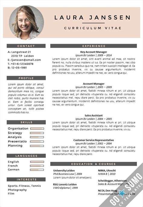 best curriculum vitae template curriculum vita template best business plan template
