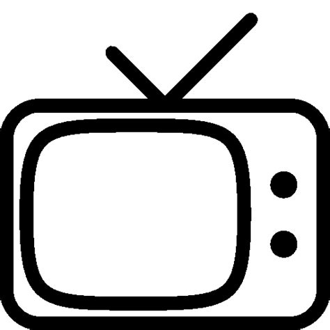 Tv Ikon household retro tv icon ios 7 iconset icons8