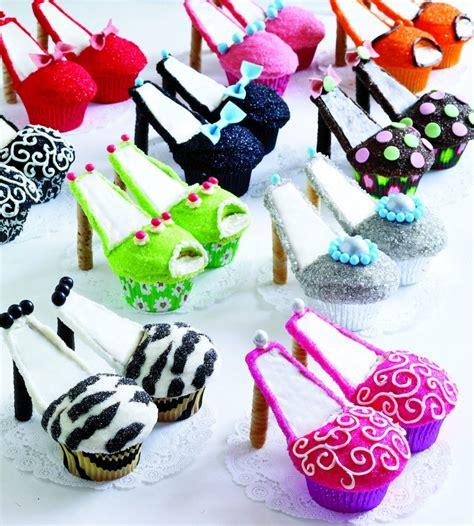 cool cupcakes cute good idea heels image 448012 on