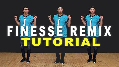 tutorial dance finesse remix bruno mars ft cardi b dance tutorial