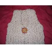 Chalecos Tejidos En Crochet Y Dos Agujas Realizados Con