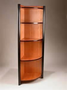 Cherry Corner Bookcase Woodworks Season 3 Projects David J Marks
