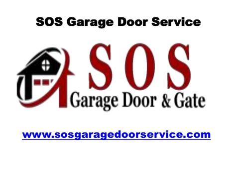 Sos Garage Doors Garage Door And Electric Gate Repair Services In California