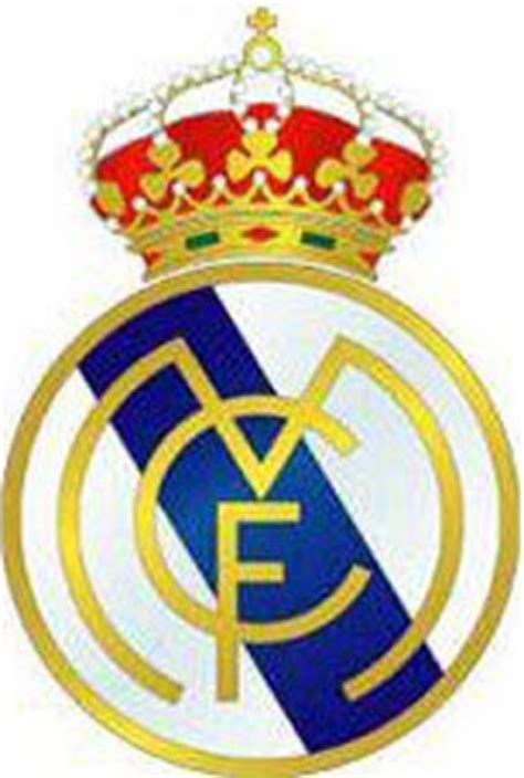 Logo Patch Woven Emblem Club Bola Real Madrid 115 years today here s the real madrid crest history footy headlines