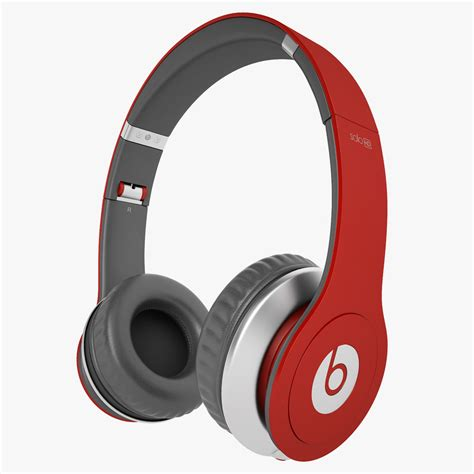 Headphone Beats Hd Original headphones beats 3d max