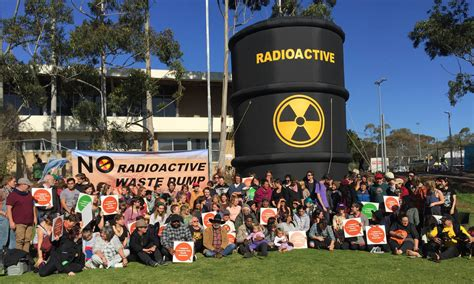 Worlds Nuclear Waste Dump Breaking National News And Australian | nuclear waste storage south australia indaily