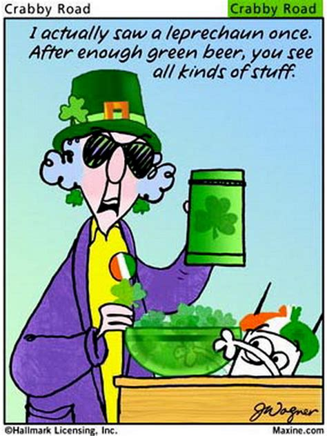 happy st patricks day macha spreads joy