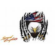 Eagle Tear Vehicle Graphics By Speed