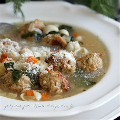 ina garten soup with a grateful prayer and a thankful heart italian