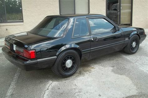 ssp mustang cop components 1989 ford mustang ssp