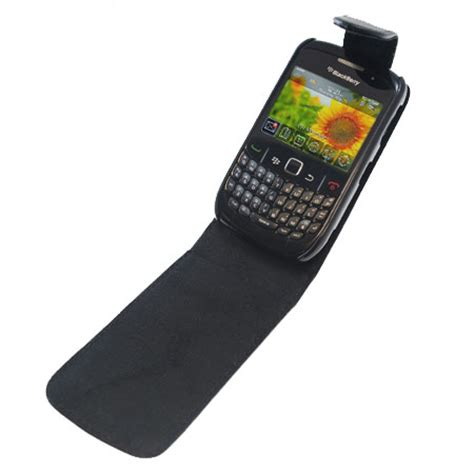 Casing Hp Bb Curve 9300 blackberry curve 8520 9300 leather style flip black