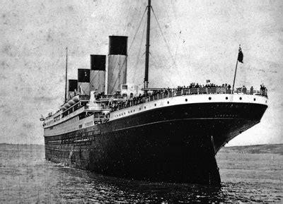 titanic motor boat titanic sank 100 years ago today motor boat yachting