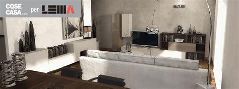 cose di casa progetti arredare il soggiorno un progetto in 3d cose di casa