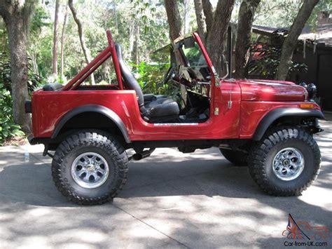Jeep Cj7 Frame For Sale Show Quality Professional Frame Restored 1980 Jeep Cj7