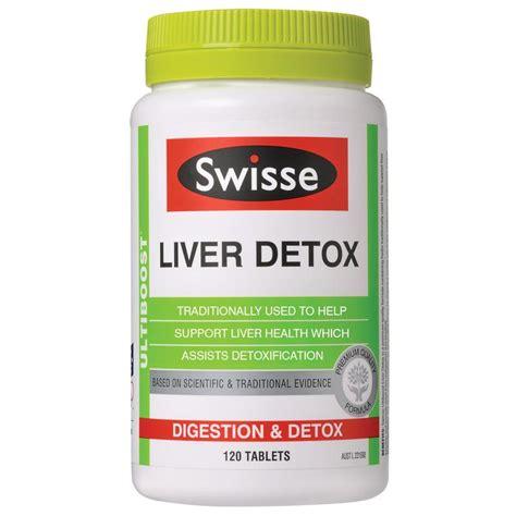 5 2 Digital Detox by Swisse 护肝片 解酒 保肝丸 Liver Detox 120粒 澳洲代购直邮 Swisse 营养品 保健品 洋