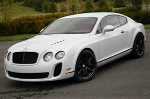 2011 Bentley Coupe 2011 Bentley Continental Supersports Coupe