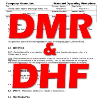 definition design history file device master records design history files gmpdocs com