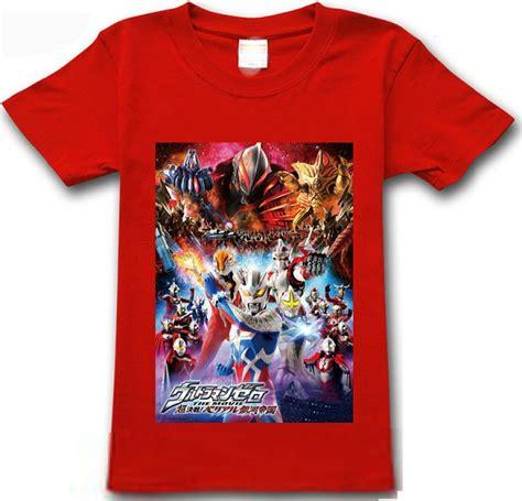 T Shirt Ultraman ultraman t shirt for children 0836 moresales my