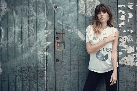 Qa Model Designer Lou Doillon by Lou Doillon L Express Styles