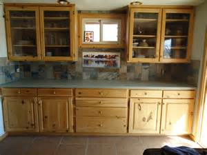How To Install Kitchen Backsplash Tile highly regarded clear glass door pine wood kitchen cabinet