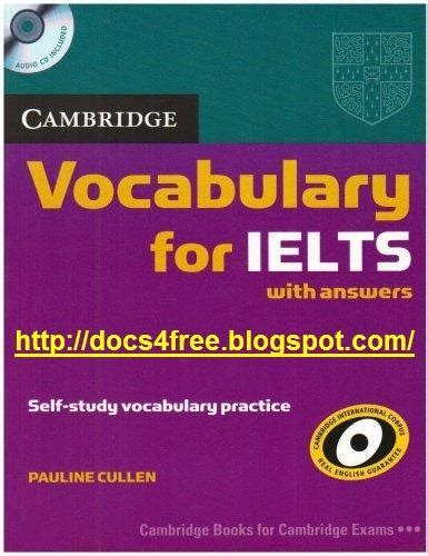 Cambridge Ielts 10 Students Book With Answers Audio Cd docs4free cambridge vocabulary for ielts with answers and audio cd free