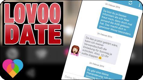 Anschreiben Englisch Starting Date Lovoo Date In Rekordzeit Kompletter Chat Mit Anschreiben Lovoo