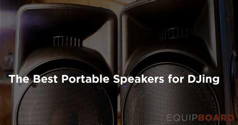 top best dj 5 best dj speakers equipboard 174