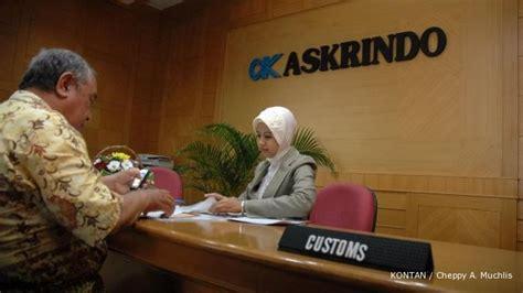 Agen Rd Jakarta askrindo akan mendirikan usaha agen dan broker