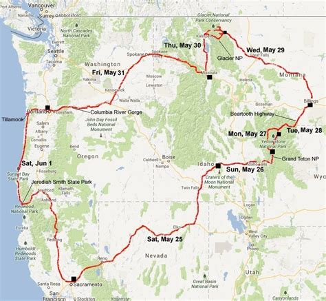northwestern united states map northwest map of usa states pictures to pin on