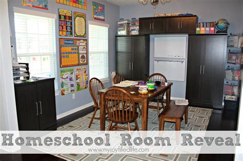 our homeschool room reveal finally my filled