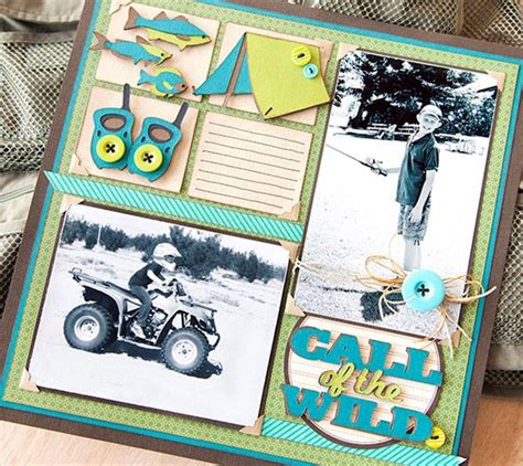 scrapbook layout ideas using cricut 10 images about scrapbook layouts on pinterest