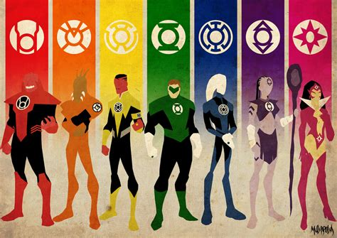 dc lantern colors which ponies would be in which lantern corp fimfiction
