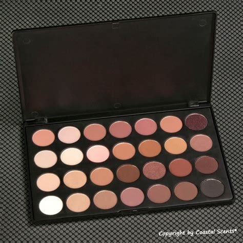 5 New Eyeshadow Palettes To Try by Coastal Scents 28 Eye Shadow Neutral Palette
