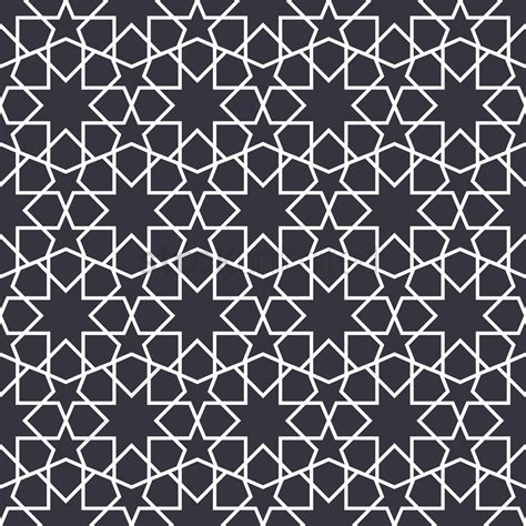 geometric pattern vector islamic islamic geometric pattern design vector image 1979724