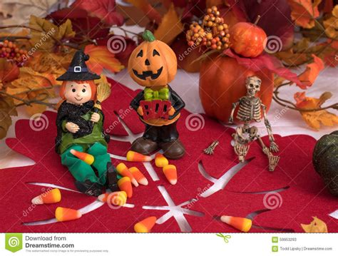 Fall Witch Season by Pumpkin And Witch Stock Photo Image 59953293