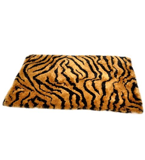 tiger floor rug homefurry tiger s skin rug by homefurry abstract patterns furnishings pepperfry product
