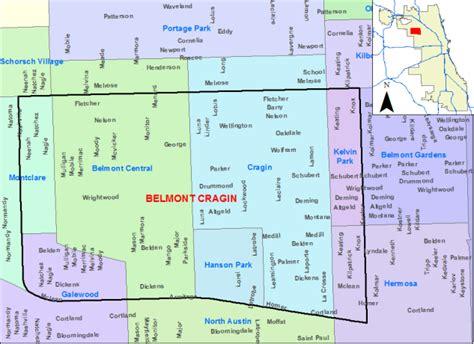 lincoln park chicago zip code chicago zip code map