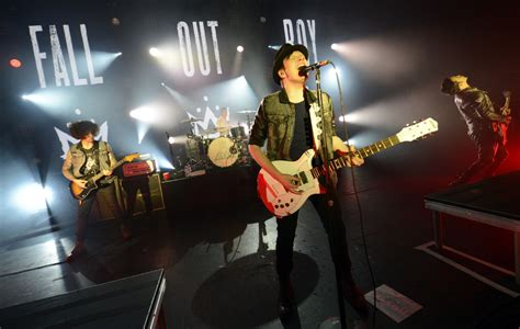 Fall Out Boy Got Streamed Live by Fall Out Boy Concert Review Toronto
