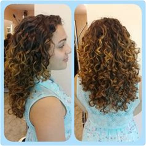 tight curly faux perm steps before after with gwendolyn smith www shaiamiel com www