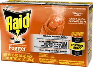 raid 174 concentrated reach 162 fogger products raid